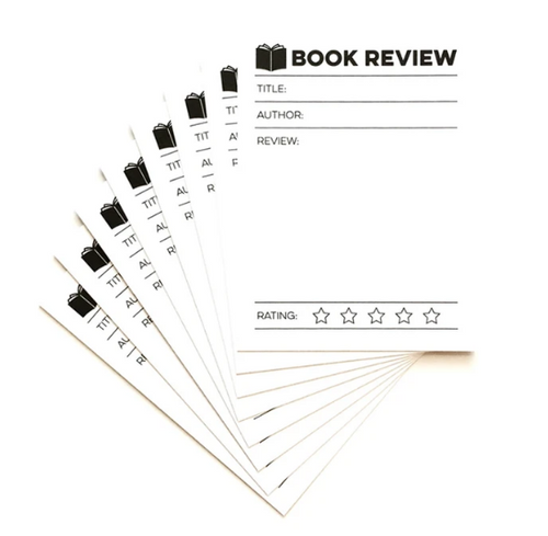 Elle's Studio 3x4 Journaling Tags: Book Review