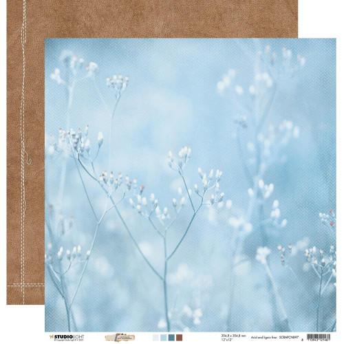 Studio Light Celebrate New Beginnings 12x12 Paper: #97