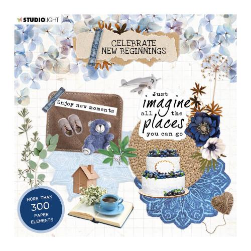 Studio Light Celebrate New Beginnings 6x6 Elements Book