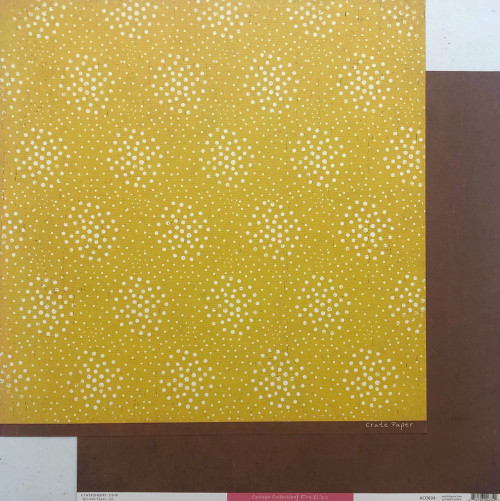 Crate Paper Cottage Collection 12x12 Paper: Fireflies