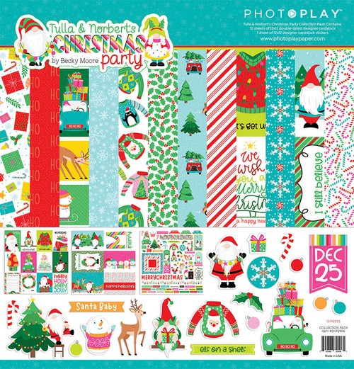 PhotoPlay Tulla & Norbert's Christmas Party Collection Pack