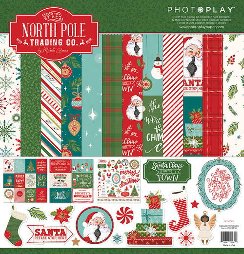 PhotoPlay The North Pole Collection Pack