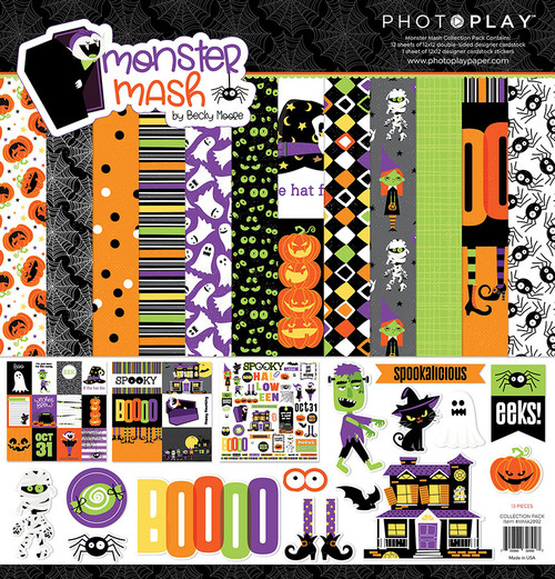 PhotoPlay Monster Mash Collection Pack