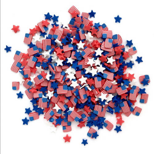 Buttons Galore & More Sprinkletz: Old Glory