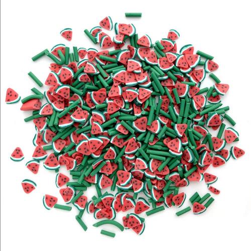 Buttons Galore & More Sprinkletz: Summer Melon