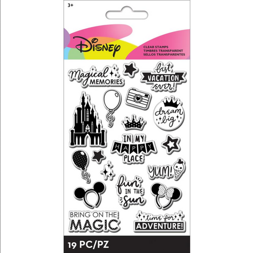 Disney Clear Stamps