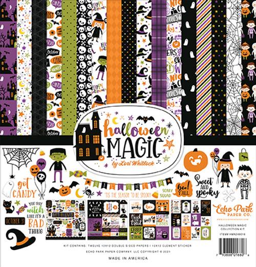 Echo Park Halloween Magic Collection Kit