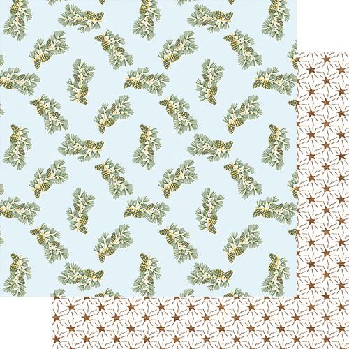 Fancy Pants Lake Life 12x12 Paper: Fresh Air