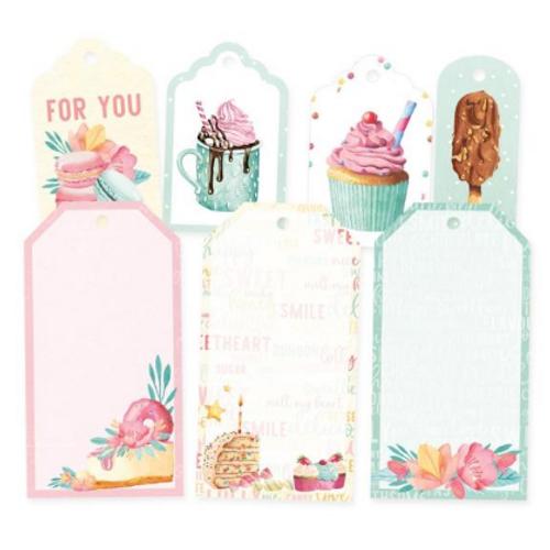 P13 Sugar & Spice Decorative Tags: Set 3