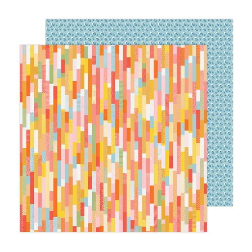 AC Paige Evans Bungalow Lane 12x12 Paper: Paper 4