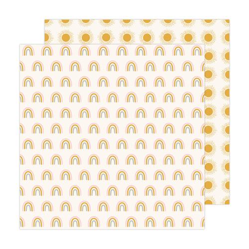AC Jen Hadfield Peaceful Heart 12x12 Paper: Look Up