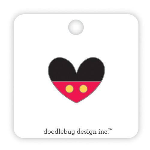 Doodlebug Fun at the Park Collectible Pins: Love Him