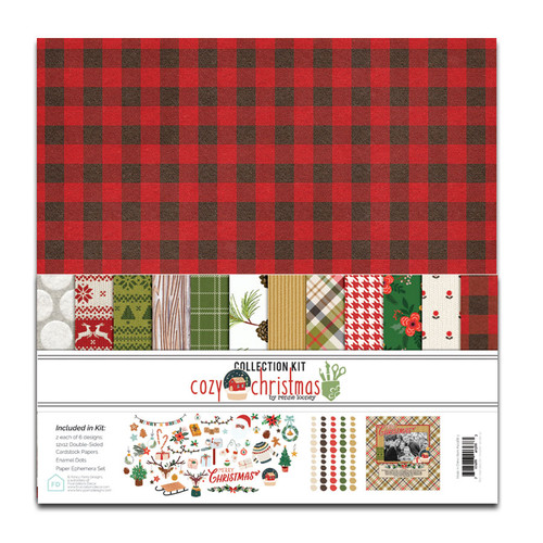 Fancy Pants Cozy Christmas Collection Kit