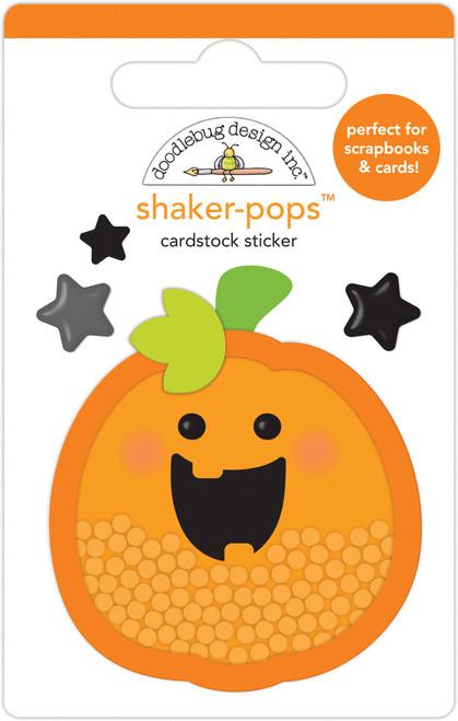 Doodlebug Happy Haunting Shaker Pops: Hello Pumpkin