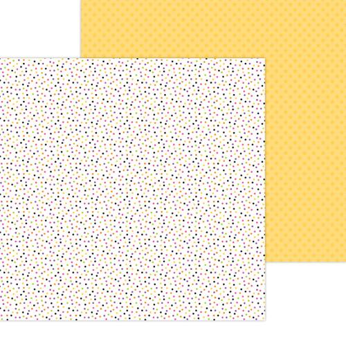 Doodlebug Happy Haunting 12x12 Paper: Hocus Pocus