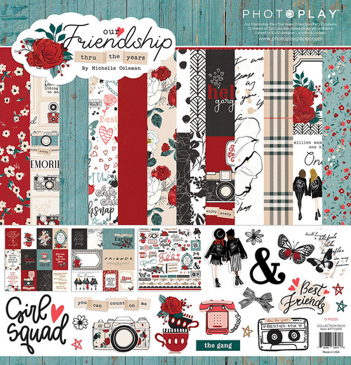 PhotoPlay Friendship Through the Years Collection Pack