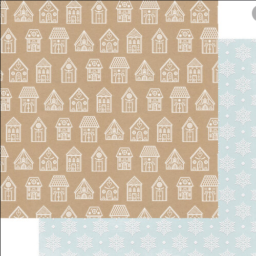 Fancy Pants Home for Christmas 12x12 Paper: Favorite Things
