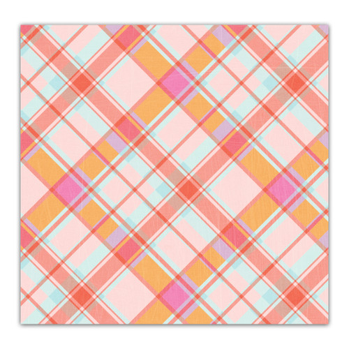 Pretty Little Studio Indian Summer 8x8 Paper (single sided) | Comfy Sweater