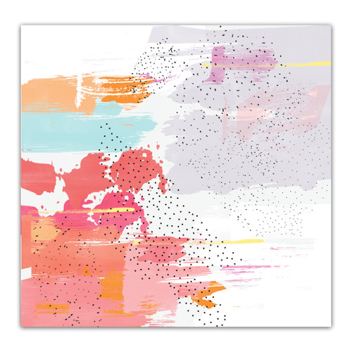 Pretty Little Studio Indian Summer 8x8 Paper (single sided) | November Afternoon