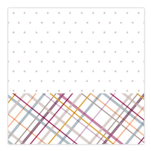 Pretty Little Studio Grateful Heart 8x8 Paper (single sided) | All the Feels