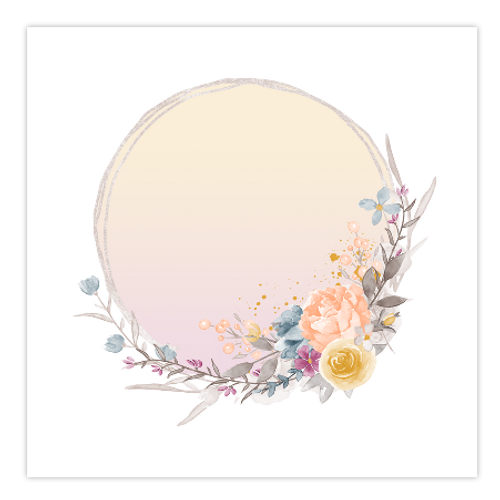 Pretty Little Studio Grateful Heart 8x8 Paper (single sided) | Reflections on Home