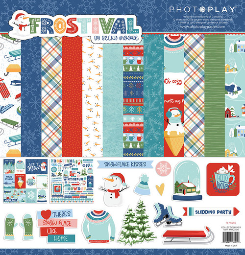 PhotoPlay Frostival Collection Pack