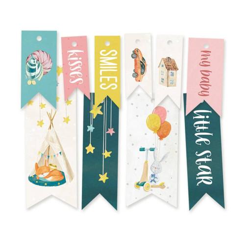 P13 Good Night Decorative Tags: Set 2