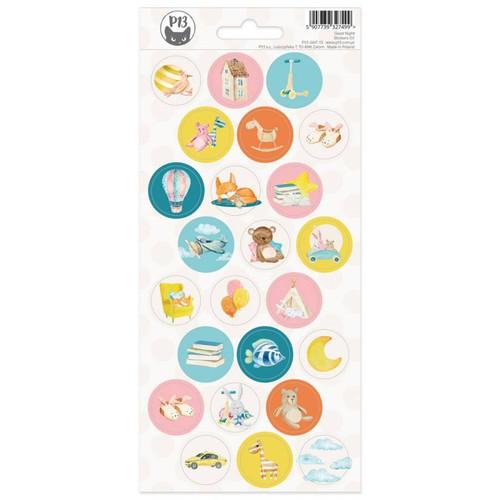 P13 Good Night Stickers: 03