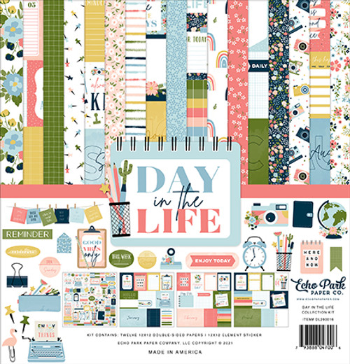 Echo Park Day in the Life Collection Kit