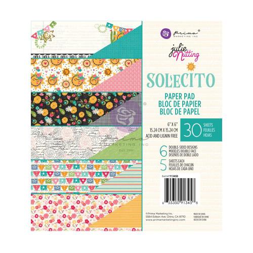 Prima Marketing 6x6 Paper Pad: Solecito