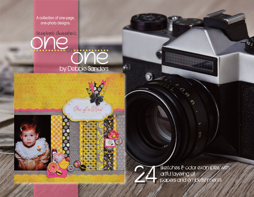 * DIGITAL DOWNLOAD * E-BOOK: One on One by Debbie Sanders