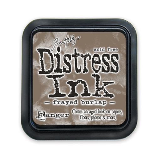 Distress Ink Pad: Frayed Burlap
