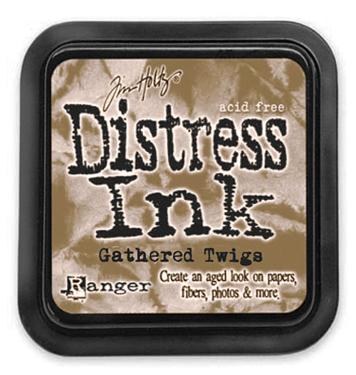 Distress Ink Pad: Gathered Twigs