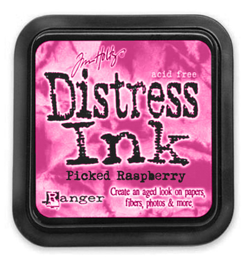 Distress Ink Pad: Picked Raspberry