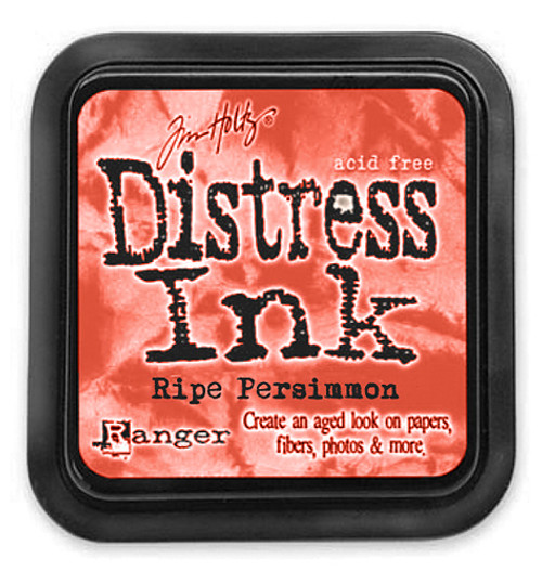 Distress Ink Pad: Ripe Persimmon
