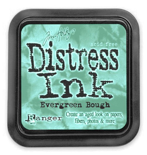Distress Ink Pad: Evergreen Bough