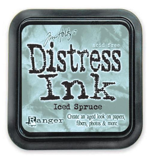 Distress Ink Pad: Iced Spruce