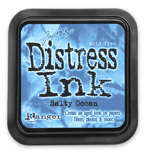 Distress Ink Pad: Salty Ocean