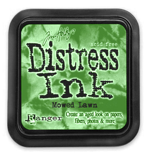 Distress Ink Pad: Mowed Lawn