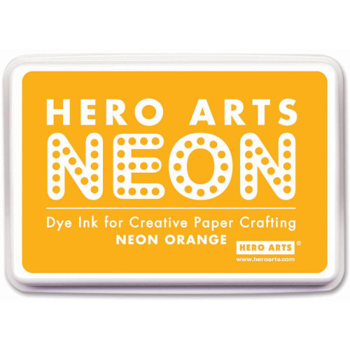 Hero Arts Neon Ink: Orange