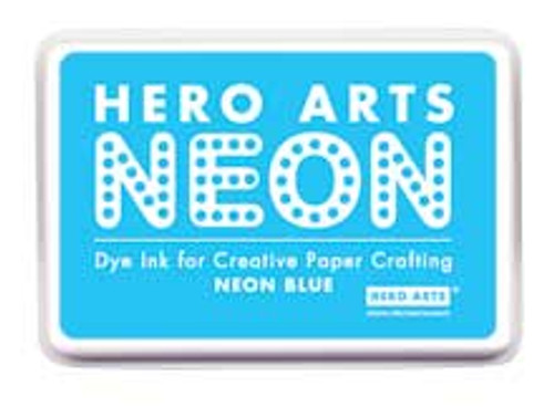 Hero Arts Neon Ink: Blue