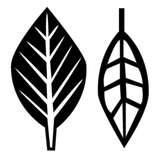 CLEARANCE   Balzer Bits Masks: Two Leaves