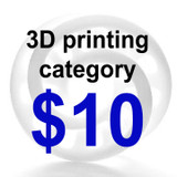 3d Printing category $10