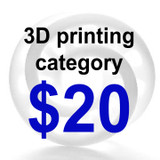 3d Printing Category $20