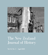 New Zealand Journal of History