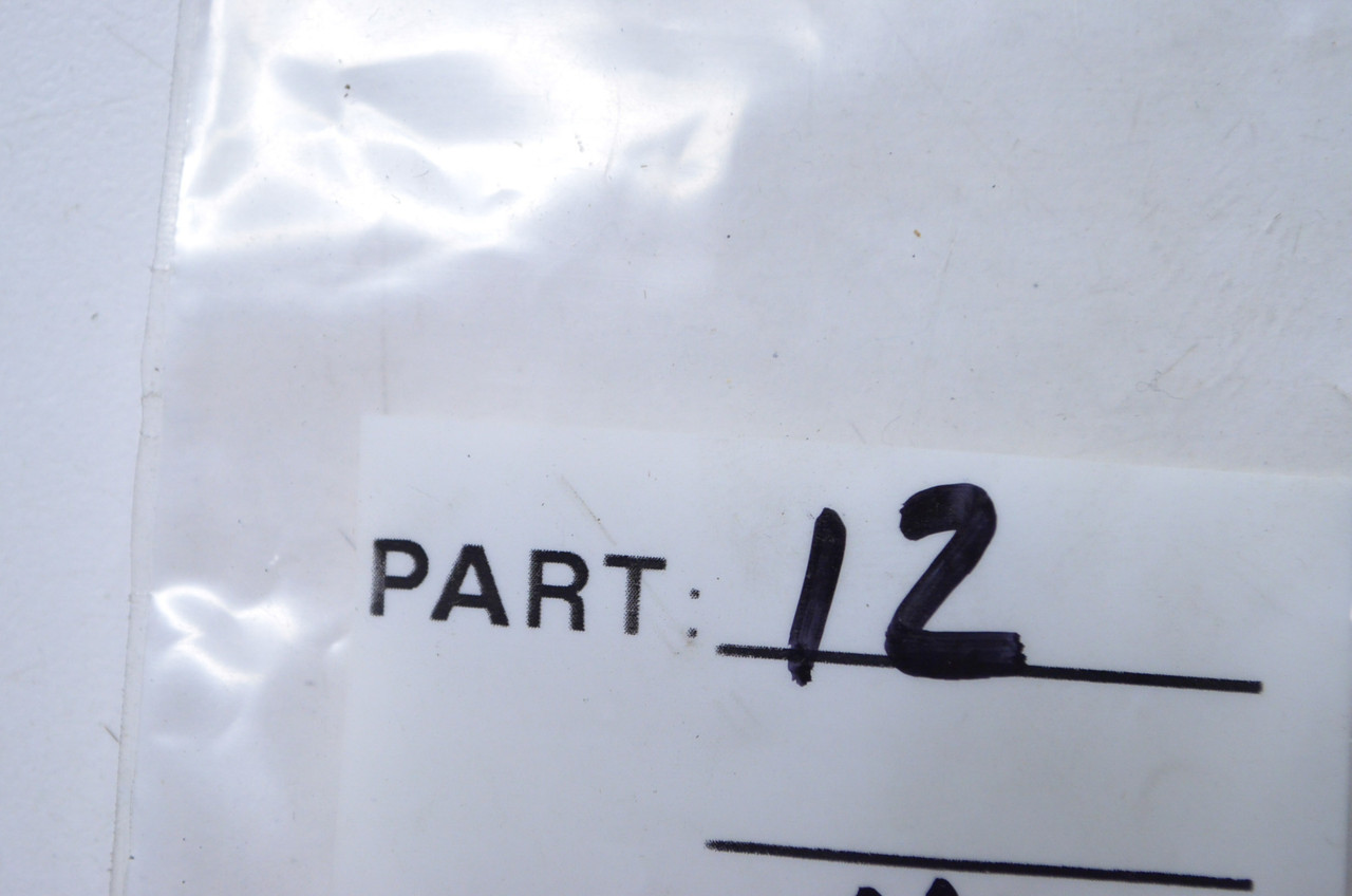 Outboard Jets/Specialty MFG Co Pin Gate Pivot 12 NOS