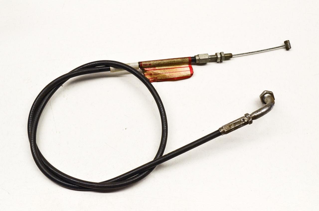 Suzuki Throttle Cable Gs550 58300 47001 Nos In Stock Motorsports Inc