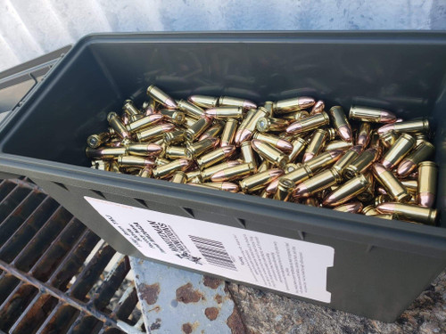 9mm TMJ (115gr) Ammo Can Special