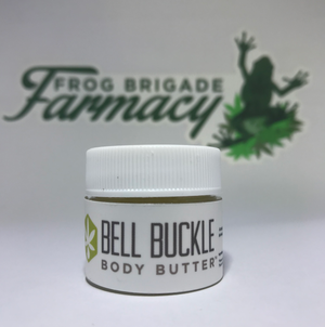 Bell Buckle Body Butter 0.25oz