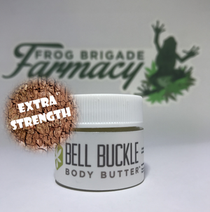 Bell Buckle Body Butter Xtra 0.25oz